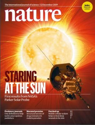 [표지로 읽는 과학] '파커 솔라 프로브' 태양의 비밀을 파헤치다