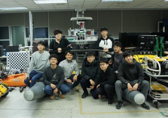 KAIST팀 국제 자율무인선 알고리즘 대회서 우승