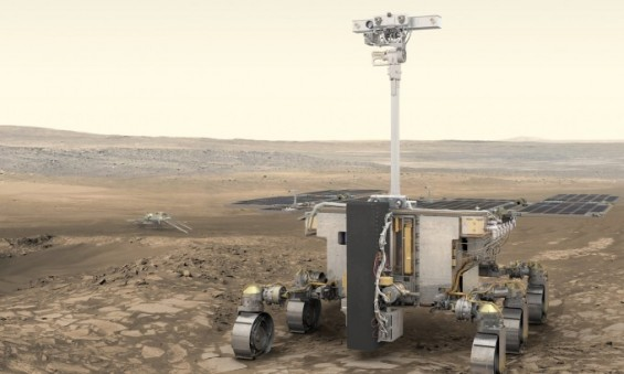 英 런던의 명물 빅벤 크기 낙하산 '엑소마스2020' 화성 안착 보장할까