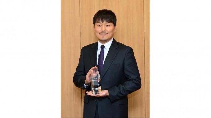 한국과학기술연구원은 24일 김진석 바이오닉스연구단 책임연구원을 '이달의 KIST인상' 12월 수상자로 선정했다.KIST 제공