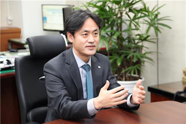 김승준 한국생명공학연구원 부원장. 한국생명공학연구원 제공