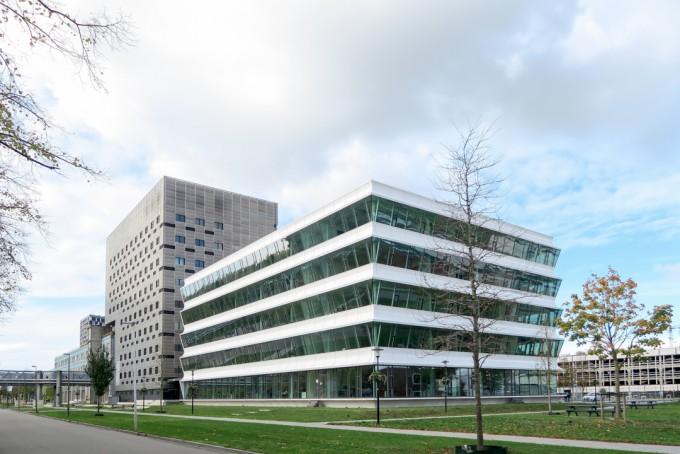 인터파크 바이오융합연구소가 오가노이드 특허로 유명한 네덜란드 휘브레흐트오가노이드테크놀로지(HUB)와 계약을 맺고 협력을 시작했다. 사진은 HUB의 전경이다. 인터파크 제공 전경