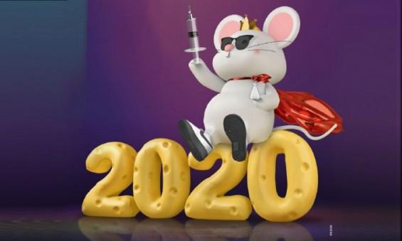 내 이름은 '쥐D', 인간 질병 대신 앓쥐, 그렇게 인류를 구하쥐