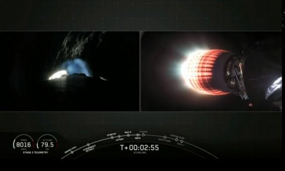 위성인터넷 시대 한 발 더 성큼…스타링크 위성 60기 세 번째로 하늘 날았다