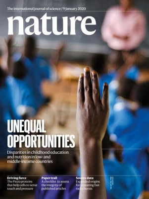 [표지로 읽는 과학] 교육 불평등과 아이 성장 수준 담은 지도 나왔다