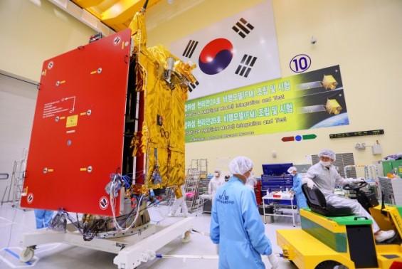 미세먼지 추적자 천리안2B호 위성 발사까지 앞으로 한 달