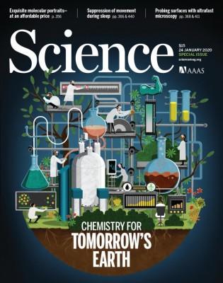 [표지로 읽는 과학] 내일의 지구를 위한 화학