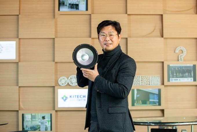이효수 박사는 음파를 쏘아 미세먼지를 잡는 기술을 개발했다. 동아사이언스DB