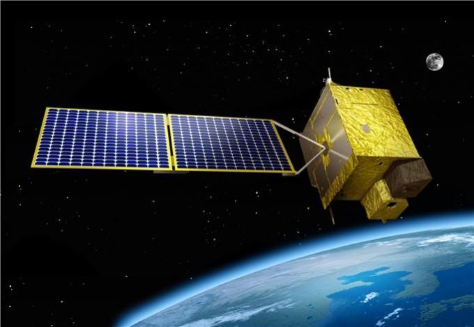 세계 최초의 정지궤도 환경감시위성인 ′정지궤도복합위성 2B호(천리안 2B호)′가 이달 5일 발사를 위해 남아메리카 기아나로 출발했다. 과학기술정보통신부 제공