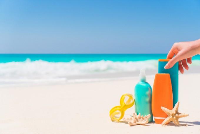 남태평양의 섬나라 팔라우가 자외선 차단제 사용 및 판매를 금지한 첫 국가가 됐다. 게티이미지뱅크.