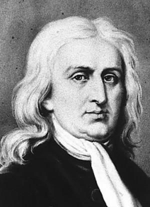 아이작 뉴턴 (1643~1727)