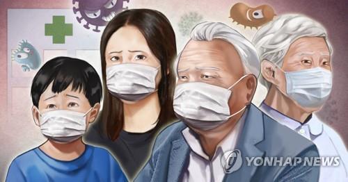 미, 신종코로나도 무섭지만..올 겨울 독감으로 8천200명 사망