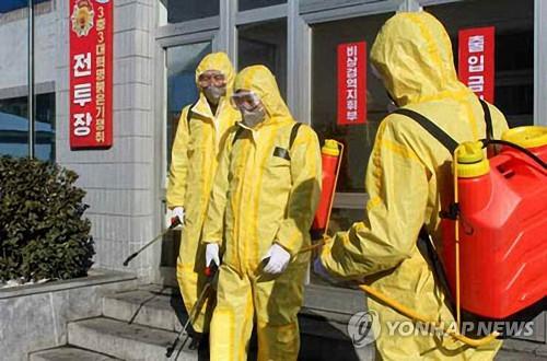북한, 신종코로나 방역지휘부 업무조정…치료제 개발 착수