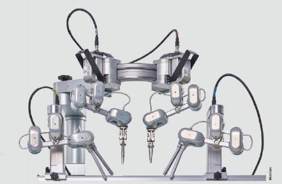 로봇으로 지름 0.3mm 림프관 수술 첫 성공