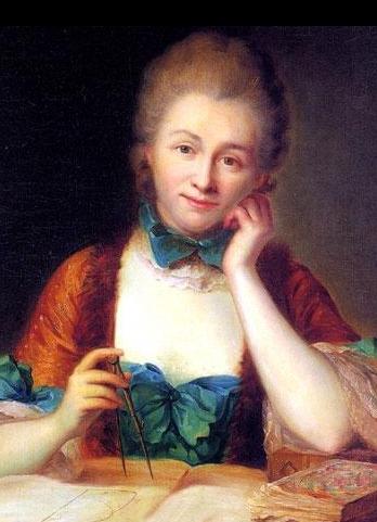 에밀 드 샤틀레 부인. 위키피디아 제공