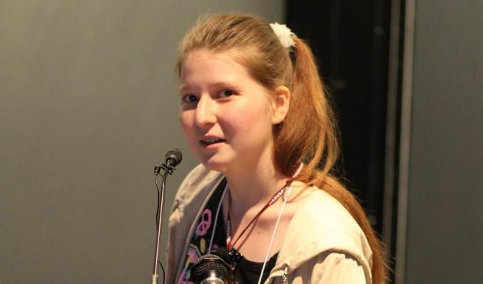 '사이허브(Sci-Hub)' 설립자이자 컴퓨터 과학자인 알렉산드라 엘바키얀. 네이처 제공