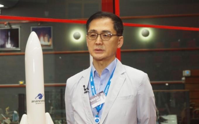 장윤석 국립환경과학원장. 기아나=공동취재단