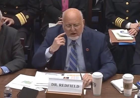 미국이 한국 진단키트 성능 비판?