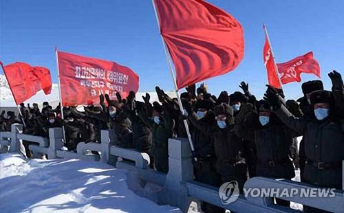 북한, '답사 핫플레이스' 백두산 인근 방역에 진땀