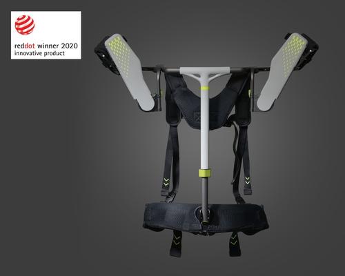현대기아차 작업용 입는 로봇, 레드닷 디자인상 받아
