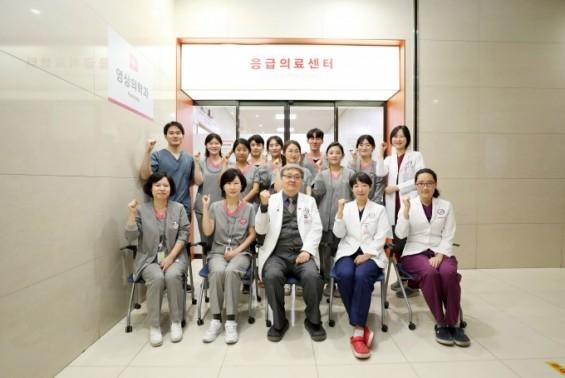 [의학게시판] 한림대동탄성심병원, 중증환자 응급실 체류시간 전국서 제일 짧아 外