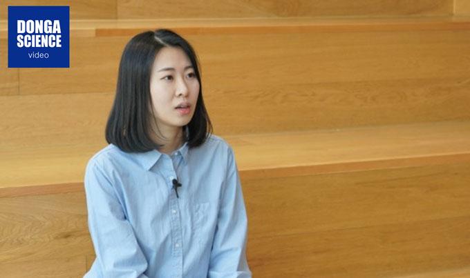 한혜현포켓멍 대표를 지난달 20일 경북 포항시 포스텍 융복합연구동 C5에서 만났다. 동아사이언스DB