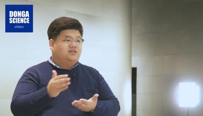 장세윤 마이다스H&T 대표를 지난달 20일 경북 포항시 포스텍 융복합연구동 C5에서 만났다. 포항=고재원 기자 jawon1212@donga.com