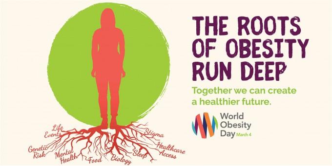세계 비만의 날인 3월 4일을 맞아 비만 연구자들은 비만에 대한 사회적 낙인을 멈춰달라는 성명을 냈다. 세계비만연맹 트위터