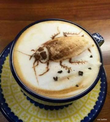 소름끼치게 무서운 커피