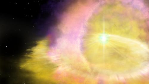 일반 초신성의 500배 역대 가장 밝은 초신성 관측