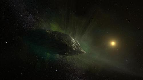 외계서 온 '손님' 보리소프 태양계 일반 혜성과는 달라