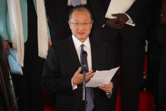 김용 전 세계은행 총재는 왜 코로나19와의 전장에 뛰어들었나