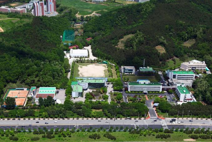 한국해양과학기술원이 옛 안산본원(구청사)를 안산시에 매각했다. 한국해양과학기술원 제공
