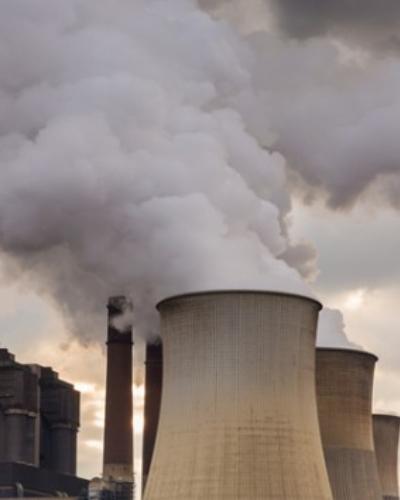 영국이 석탄화력발전을 2주간 멈추고 전력 수요를 감당하는 데 성공했다. 게티이미지뱅크