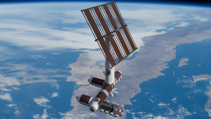 미국의 우주기업 액시엄 스페이스(Axiom)는 지구 저궤도에 떠있는 사설 우주정거장에서 휴가를 보낼 수 있는 청사진을 제시했다. 이 회사는 1단계로 국제우주정거장(ISS)에 우주호텔 모델을 연결해 사용하고 ISS가 퇴역한 이후 이를 분리해 사용한다는 계획이다. 액시엄 스페이스 제공