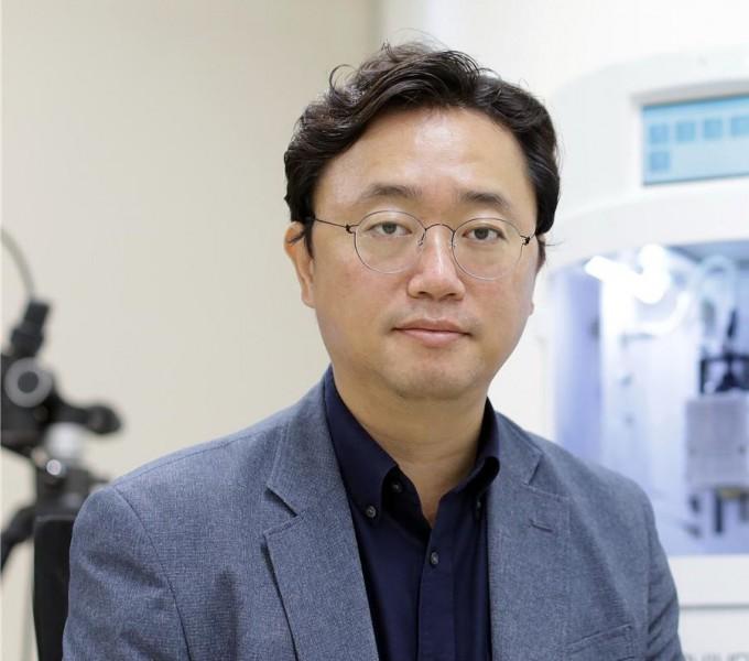 김상우 성균관대 신소재공학부 교수. 과학기술정보통신부 제공