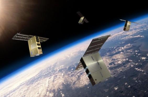 우주 날씨 관측 나노위성 '도요샛' 편대 2021년 우주로 간다