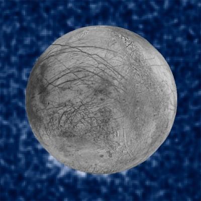 목성 위성 유로파 '물 분출' 증거 더 나왔다...
