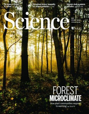 [표지로 읽는 과학]동식물 적응에 영향 주는 '마이크로 기후'