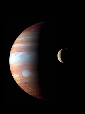목성 '갈릴레이 위성' 1㎜ 얼음 알갱이서 태동