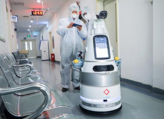 코로나19에 맞설 로봇 국내서도 개발된다