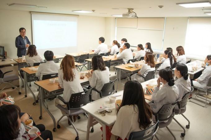 한양대병원 한양발달의학센터는 지난 19일 서울 성동구 동관5층에서 '2020년 제1회 발달세미나'를 개최했다. 한양대병원 제공