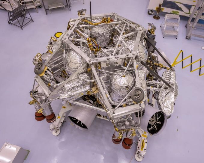 화성 흙 가지고 돌아올 겁니다…美 화성탐사선 퍼시비어런스 '대장정'