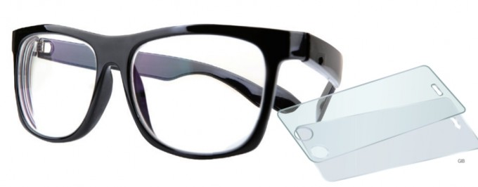 청색광 차단 안경이나 액정 필름 등이 시중에 다양하게 유통된다. 그 효과는 환경과 사람에 따라 차이가 크다. 게티이미지뱅크 제공