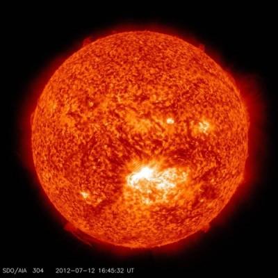태양 활동 극소기 끝나고 새로운 활동주기 들어섰나