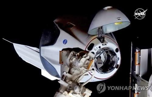 우주정거장 도킹 '크루 드래건' NASA 공식 인증 눈앞