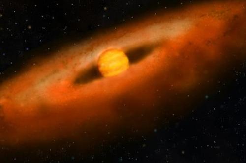 시민과학자 도움으로 원시행성 원반 가진 갈색왜성 찾아