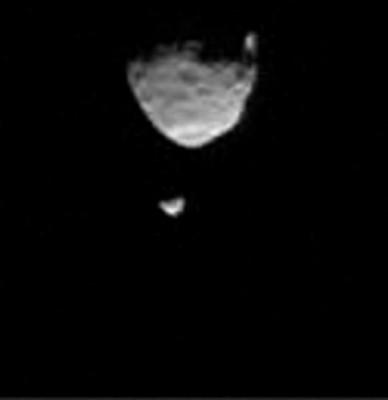 고대 화성도 토성처럼 고리 가져…달 포보스 고리 '출신'