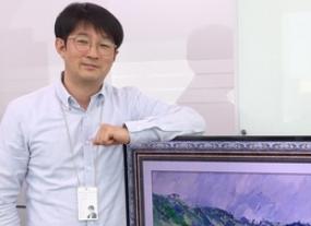 최초 롤러블TV 개발한 LGD 김인주 팀장 '올해의 발명왕'