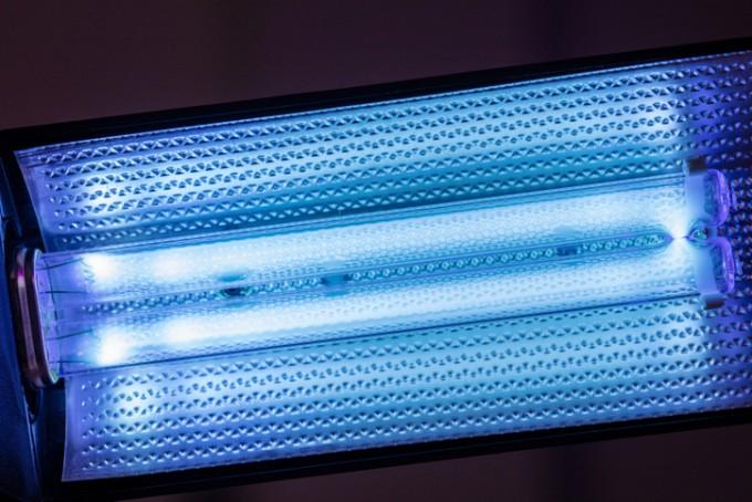 UVC 자외선 살균 소독기. 게티이미지뱅크